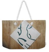 Prayer - Tile Weekender Tote Bag