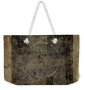 Prayer Flag 202 Weekender Tote Bag by Carol Leigh