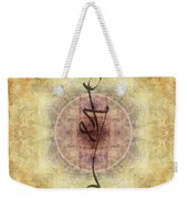 Prayer Flag 38 Weekender Tote Bag