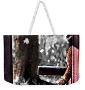 Prayer For The Earth Weekender Tote Bag