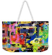 Prayer To Be Saved From The Lust Of Money 3b Weekender Tote Bag