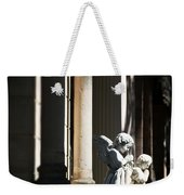 Praying Angle - Sucre Cemetery Dramatic Weekender Tote Bag