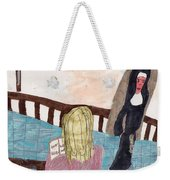 Praying For A Vocation Weekender Tote Bag