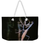 Praying Mantis 2 Weekender Tote Bag