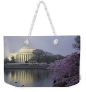 Pre-dawn At The Jefferson Memorial 2 Weekender Tote Bag
