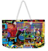 precious is man for he is created in the Divine Image 11 Weekender Tote Bag