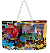 precious is man for he is created in the Divine Image 13 Weekender Tote Bag