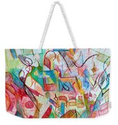 Precious Is Man For He Is Created In The Divine Image 3 Weekender Tote Bag