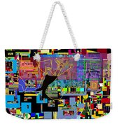 precious is man for he is created in the Divine Image 7 Weekender Tote Bag