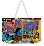 precious is man for he is created in the Divine Image 8 Weekender Tote Bag by David Baruch Wolk