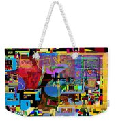 precious is man for he is created in the Divine Image 9 Weekender Tote Bag