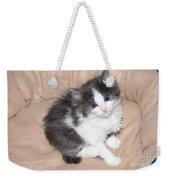 Precious Kitten Weekender Tote Bag
