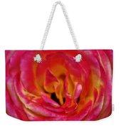 Precious Rose Weekender Tote Bag
