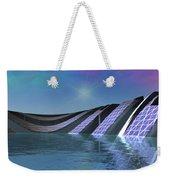 Precious Water Alien Landscape Weekender Tote Bag