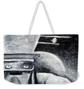 Precision  Weekender Tote Bag by The Styles Gallery