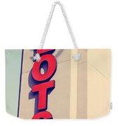 Precocious Slots Weekender Tote Bag