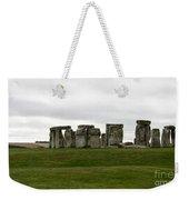 Prehistoric Monument - Stone Henge Weekender Tote Bag