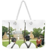 Prepare To Storm The Palace Weekender Tote Bag