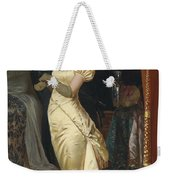 Preparing For The Ball Weekender Tote Bag by Frederick Soulacroix