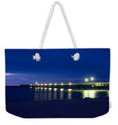 Prerow Baltic Sea Weekender Tote Bag