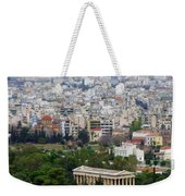 Present Day Ruins Weekender Tote Bag