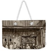Preservation Hall Sepia Weekender Tote Bag