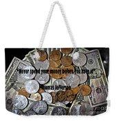 Presidential Advice Weekender Tote Bag