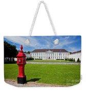 Presidential Palace Berlin Germany Weekender Tote Bag