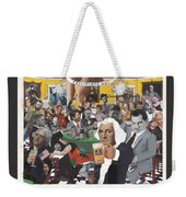 Presidents Day Weekender Tote Bag