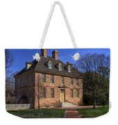 President's House College Of William And Mary Weekender Tote Bag