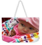 Presious Baby Weekender Tote Bag