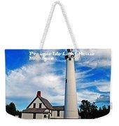 Presque Isle Weekender Tote Bag