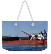 Presque Isle Ship Weekender Tote Bag
