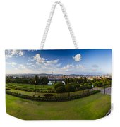 Pretoria Cityscape Southward Weekender Tote Bag