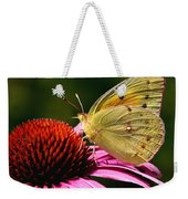 Pretty As A Butterfly Weekender Tote Bag