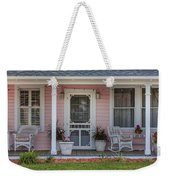 Pretty As Pink Weekender Tote Bag