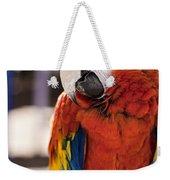 Pretty Bird 2 Weekender Tote Bag