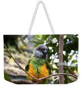 Pretty Bird Weekender Tote Bag