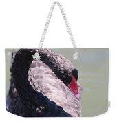 Pretty Black Swan 2 Weekender Tote Bag