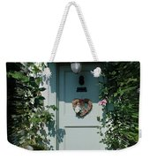 Pretty Door In Nether Wallop Weekender Tote Bag