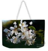 Pretty Flowers Weekender Tote Bag