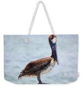 Pretty Gulf Pelican Weekender Tote Bag