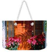Pretty House Door In Key West Weekender Tote Bag