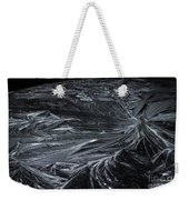 Pretty Icy Weekender Tote Bag