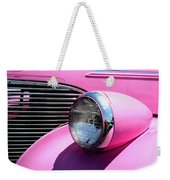 Pretty In Pink Weekender Tote Bag