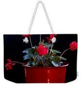 Pretty Weekender Tote Bag by Jean Noren