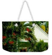 Pretty Key West Florida Weekender Tote Bag