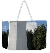 Pretty Lighthouse In Decatur Alabama  Weekender Tote Bag