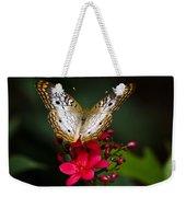 Pretty Little Butterfly  Weekender Tote Bag