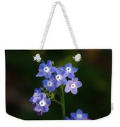 Pretty Little Buttons Weekender Tote Bag